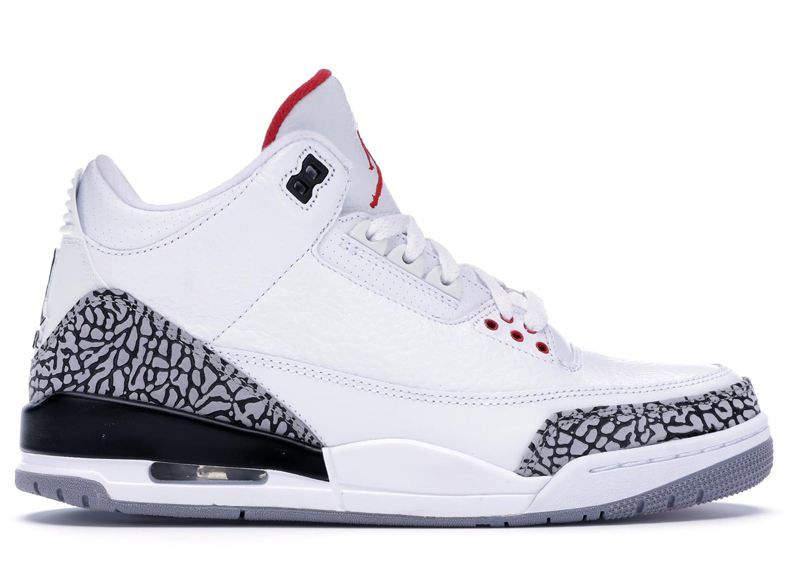 Jordan 3 Retro White Cement (2011)