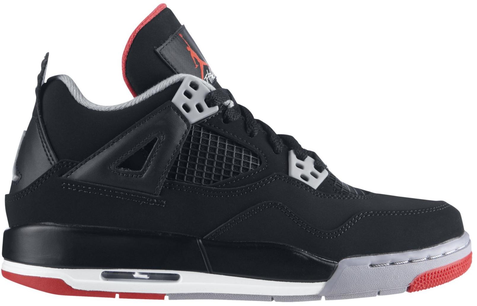 Jordan 4 Retro Black Cement 2012 (GS)