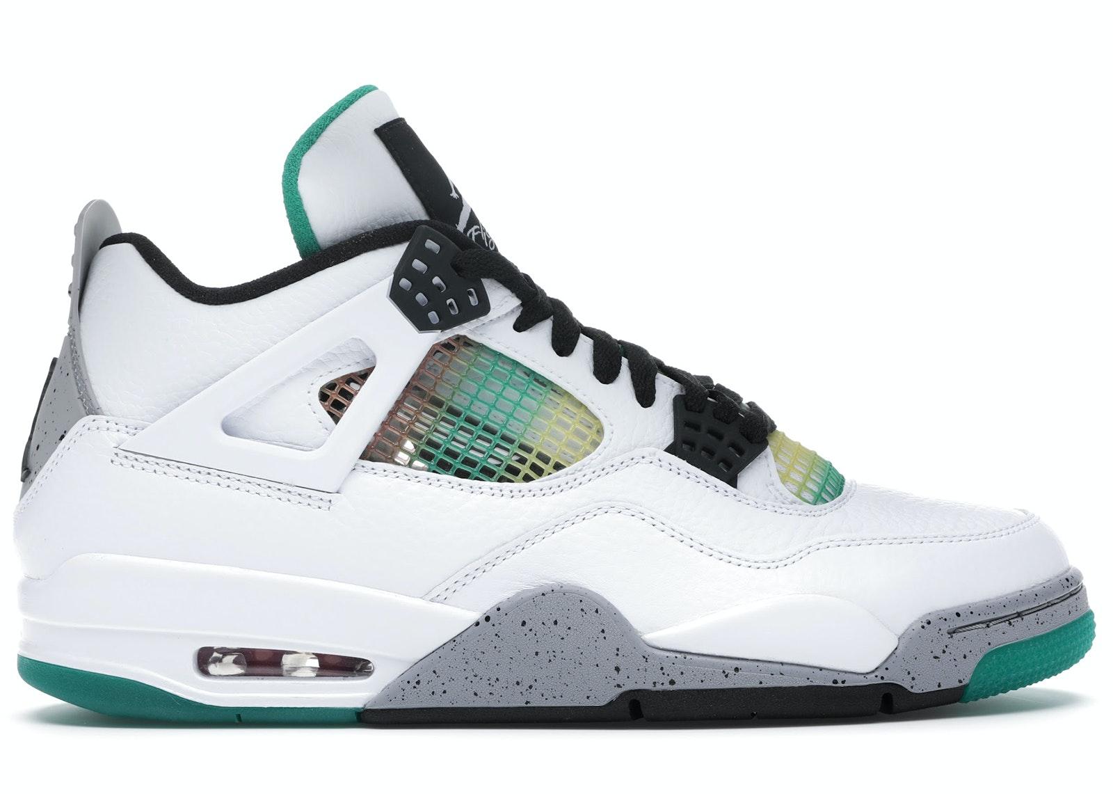 Jordon AJ4 Air 4 Retro OG Chaussures de Basketball pour Femme