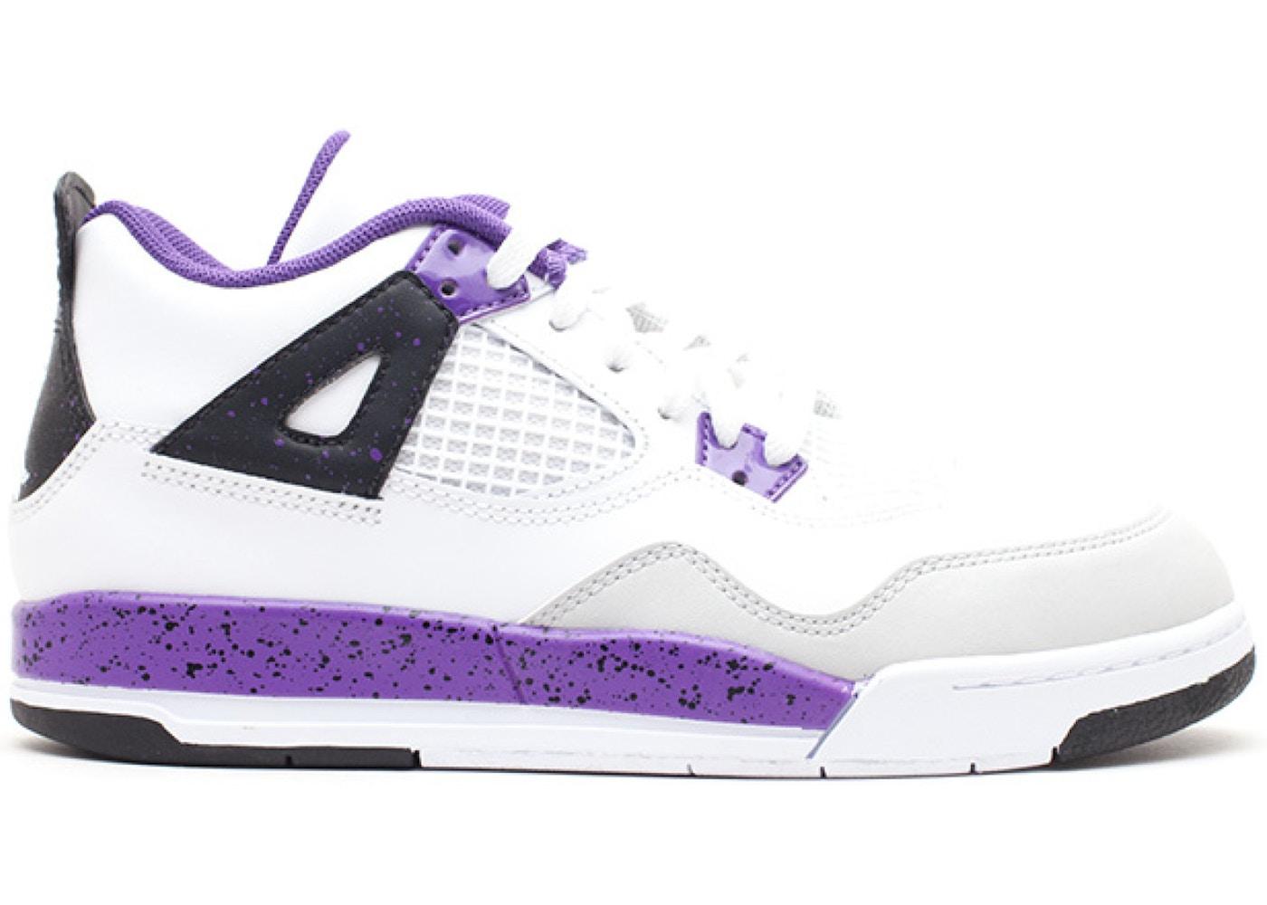 Jordan 4 Retro Ultraviolet (PS)