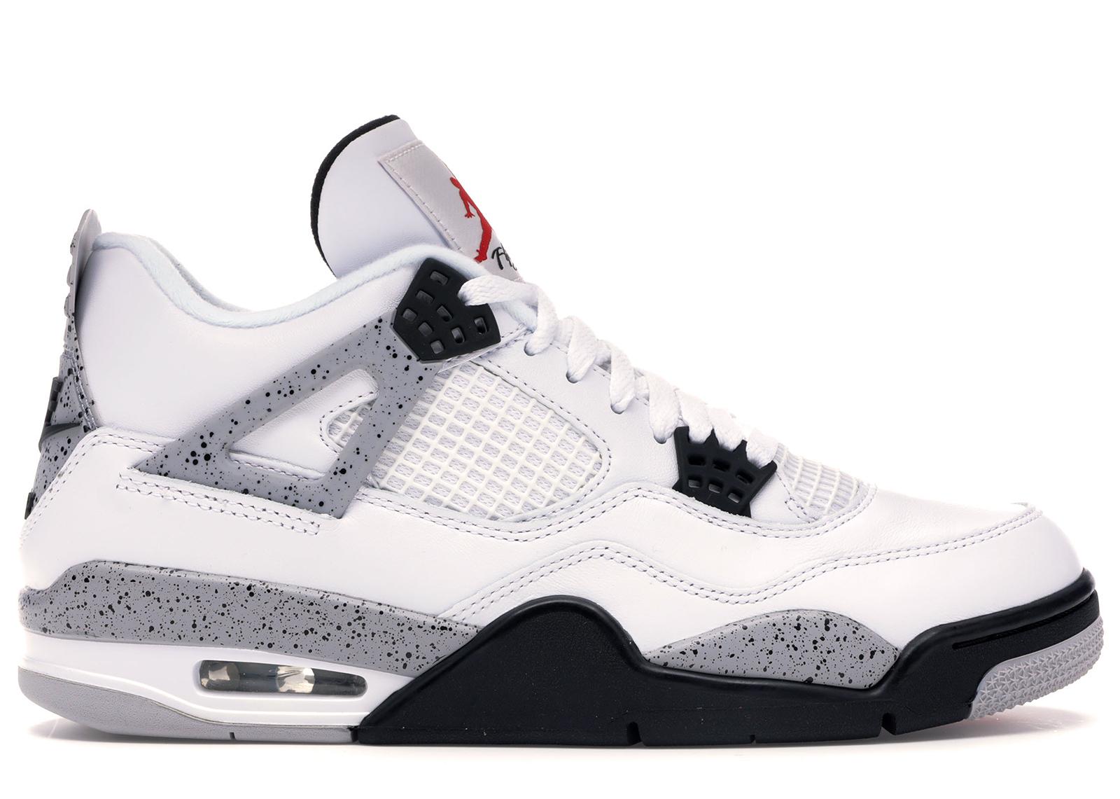 Buy Air Jordan 4 Shoes & Deadstock Sneakers