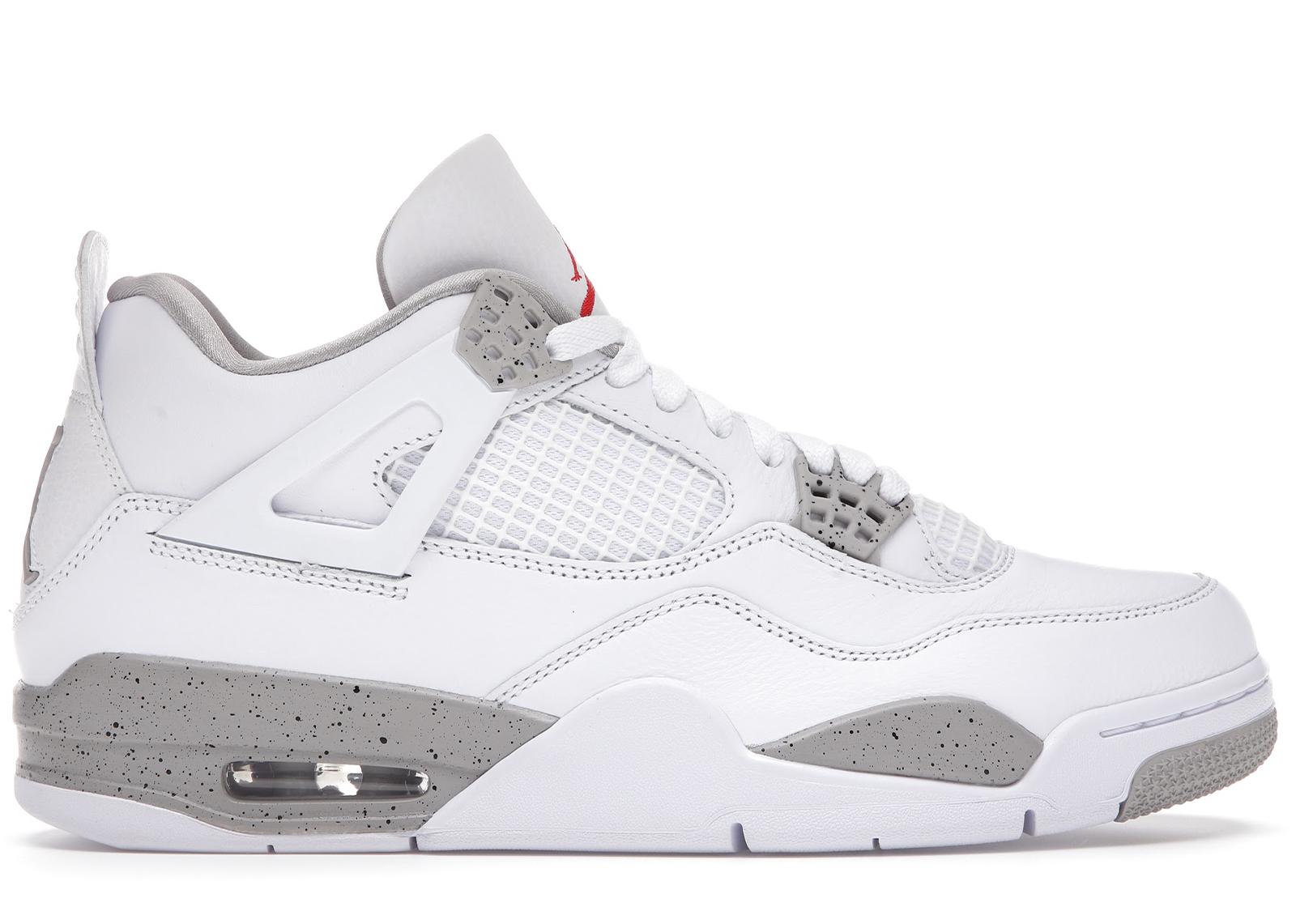 Jordan 4 Retro White Oreo (2021)