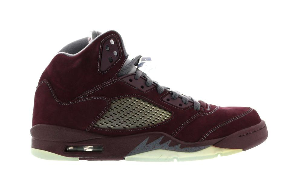 Jordan 5 Retro Burgundy