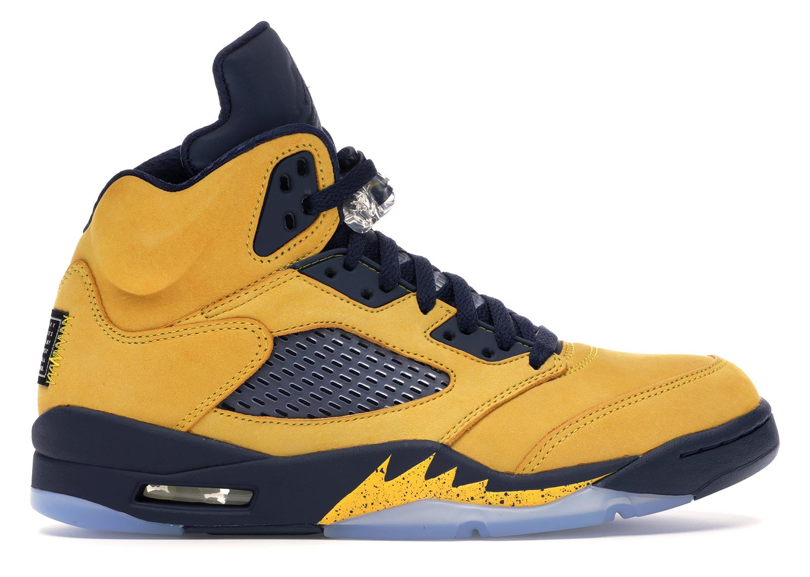 Jordan 5 - All Sizes & Colorways at StockX