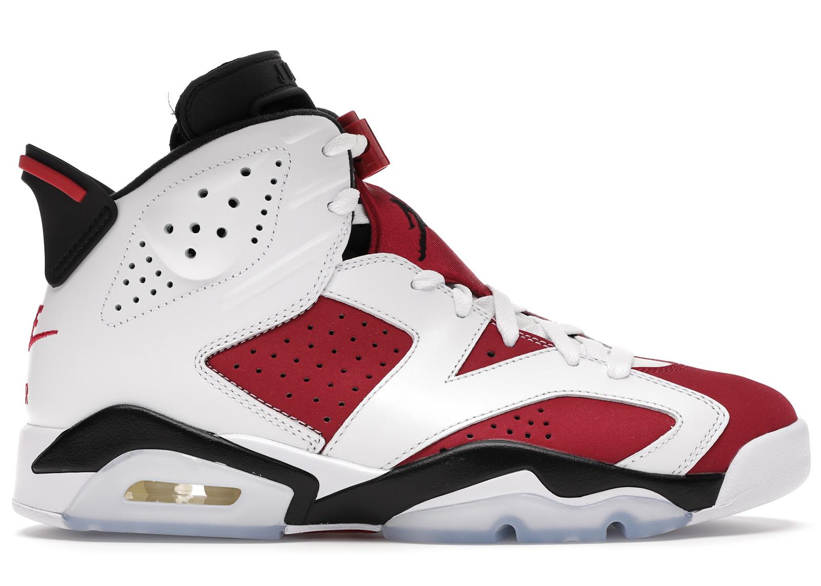 Jordan 6 - All Sizes & Colorways at StockX