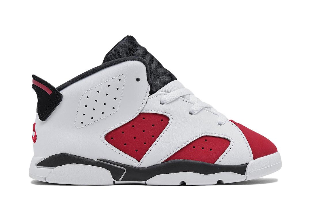 Jordan 6 Retro Carmine 2021 (TD)