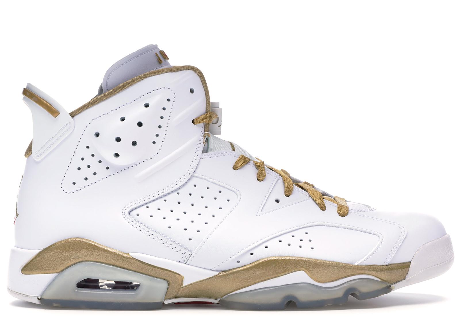 Jordan 6 Retro Golden Moments Pack (6)