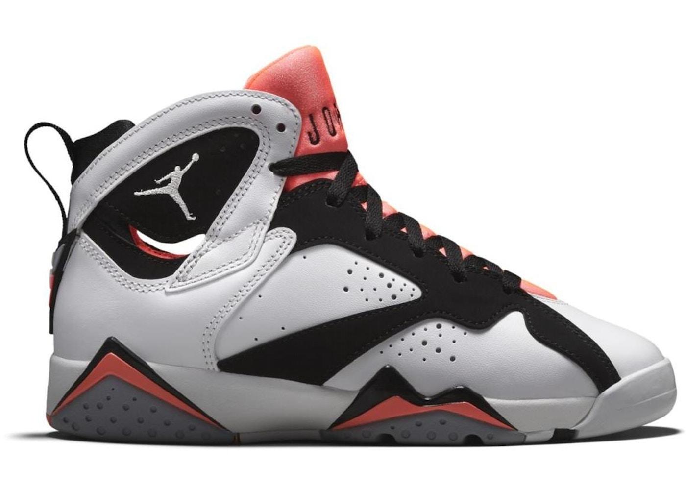 matiz pasta Activamente  Jordan 7 Retro Hot Lava (GS) - 442960-106