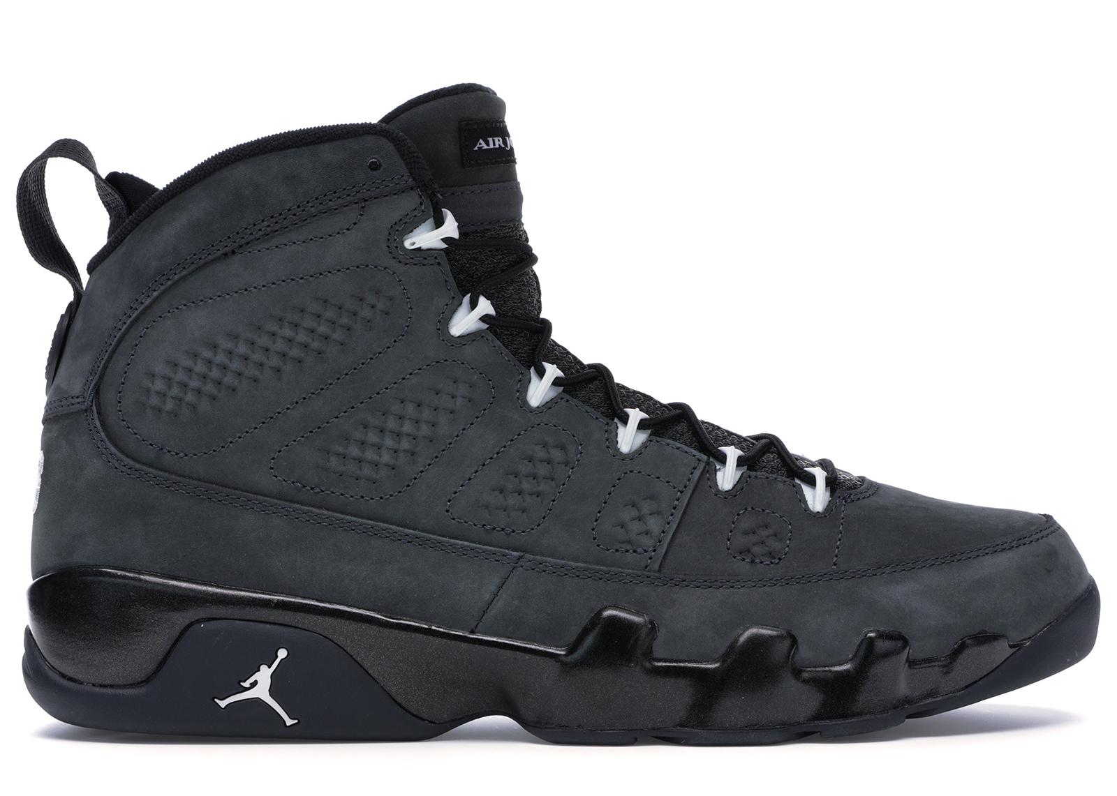 Jordan 9 Retro Anthracite