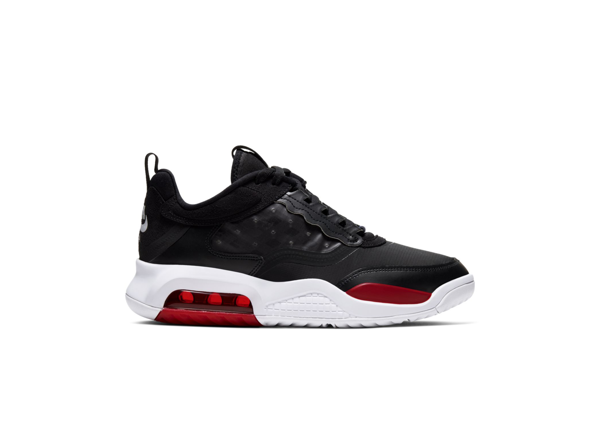 Jordan Max 200 Black Gym Red