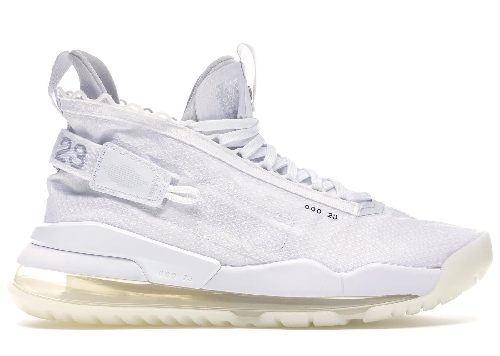 Jordan Proto Max 720 White Pure Platinum