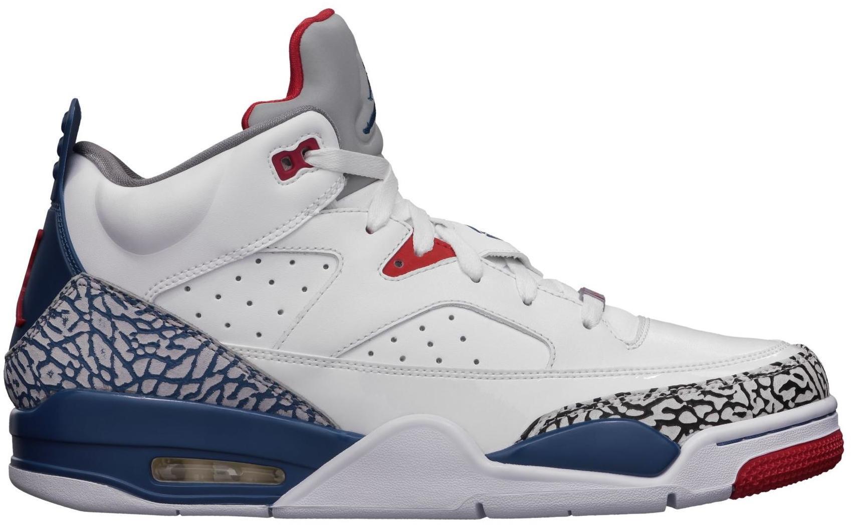 Jordan Son of Mars Low True Blue - 580603-106