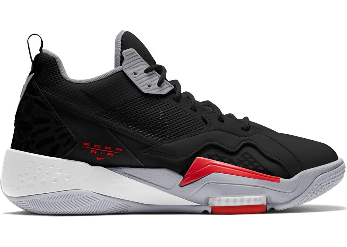 Jordan Zoom 92 Black Cement