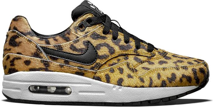 Nike Air Max 1 Leopard (GS) - 827657-700