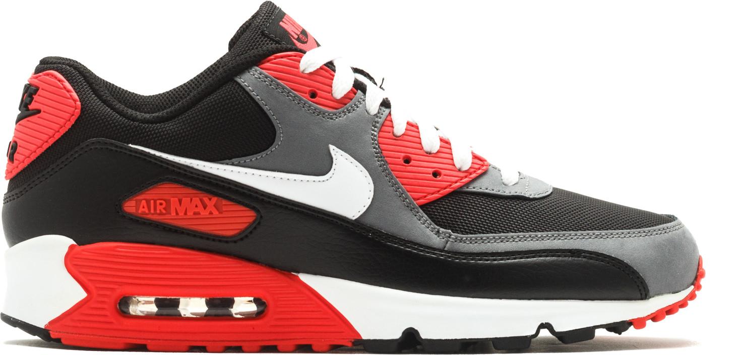 Nike Air Max 90 Black Infrared