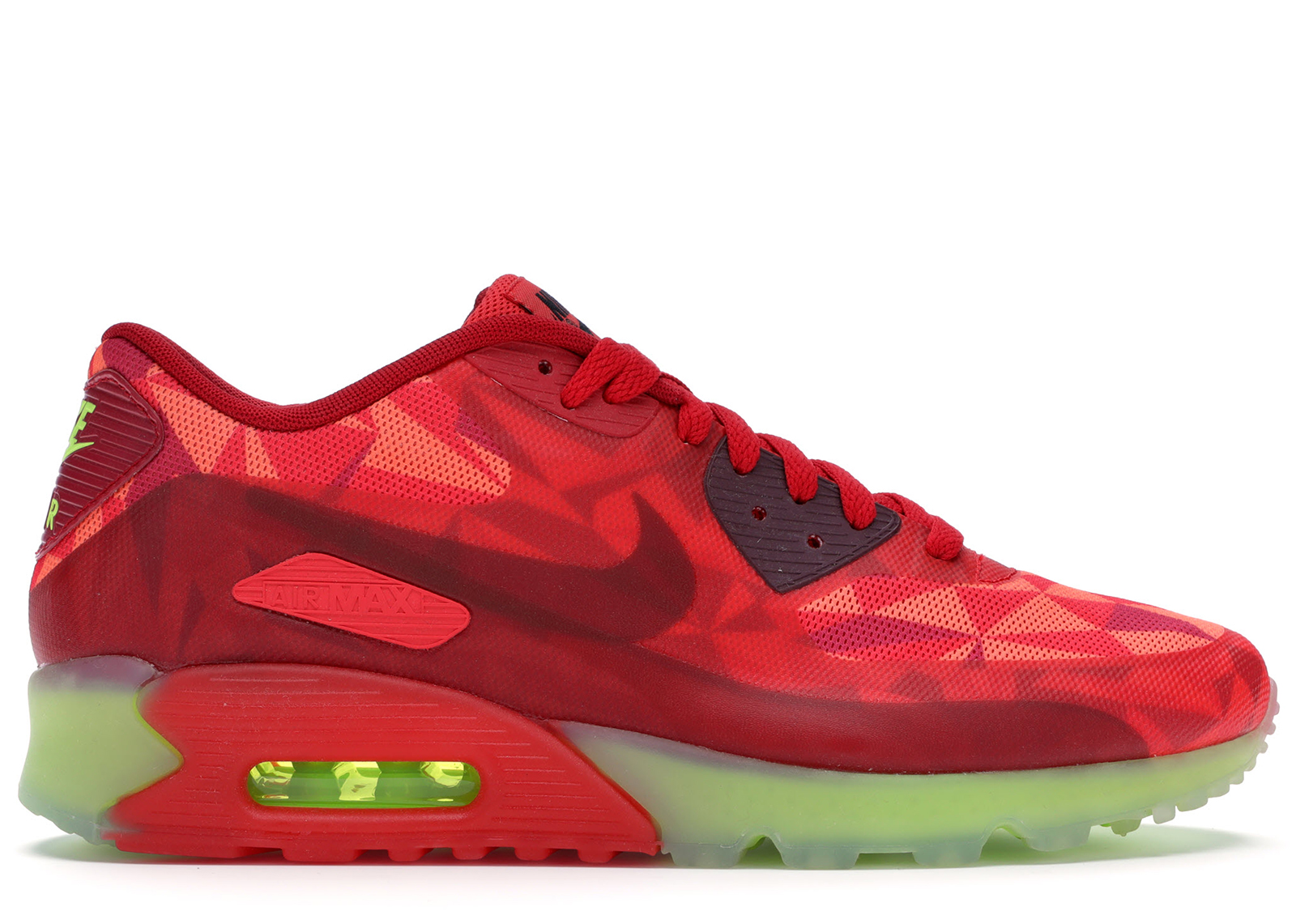 Nike Air Max 90 Ice Gym Red - 631748-600