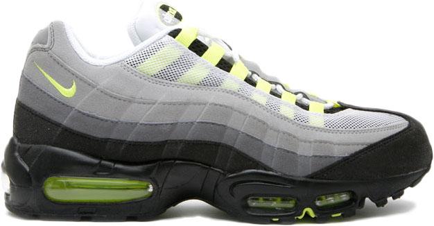 Nike Air Max 95 OG Neon (2010)