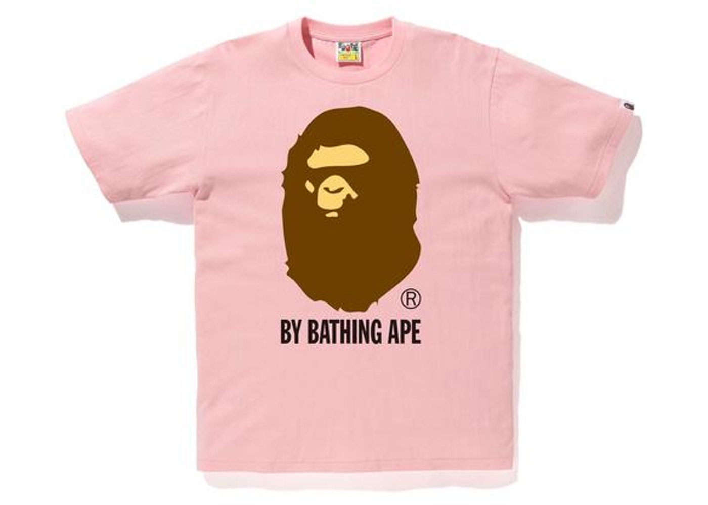 BAPE By Bathing Ape Tee (SS20) Pink - SS20