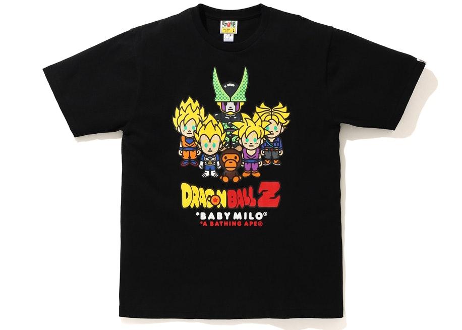 Quality Dragon Ball Z Son Goku x Bape Baby Milo x Arale Vinyl Sticker PVC Decal