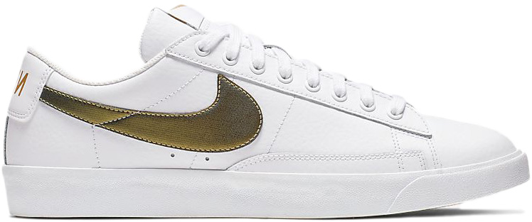Nike Blazer Low Premium White Fir - BQ7460-101
