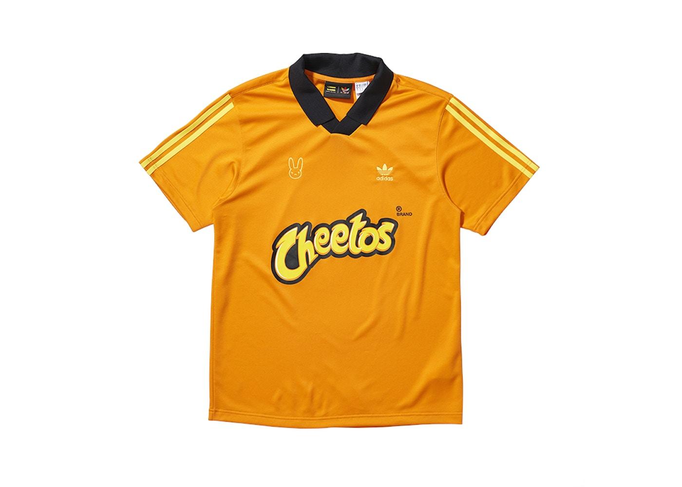 adidas x Cheetos x Bad Bunny Jersey Orange