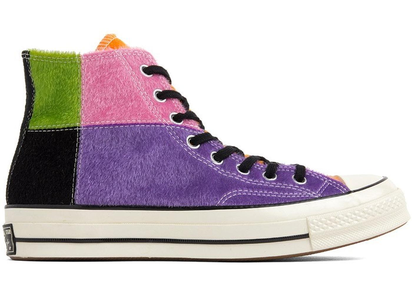 Converse Chuck Taylor All-Star 70s Hi Lilac Bubblegum