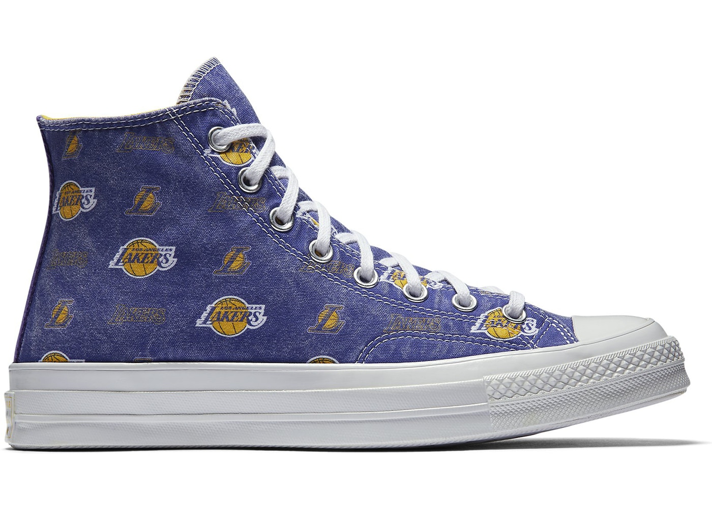 Converse Chuck Taylor All-Star 70s Hi Los Angeles Lakers (Franchise)