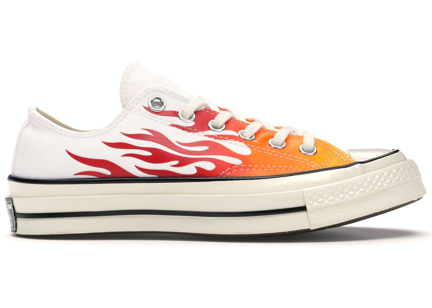 Converse One Star Ox White/Enamel Red // Available Now
