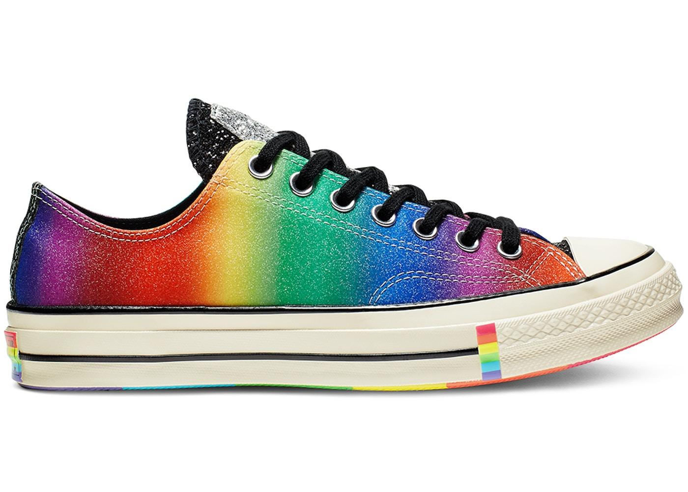 Converse Chuck Taylor All-Star 70s Ox Pride Rainbow (2019) - 165714C