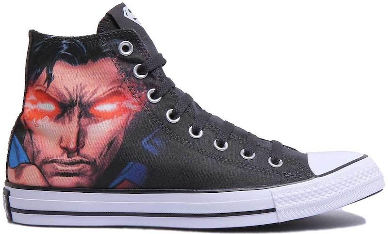 Converse Chuck Taylor All-Star Hi DC Comics Superman (W)