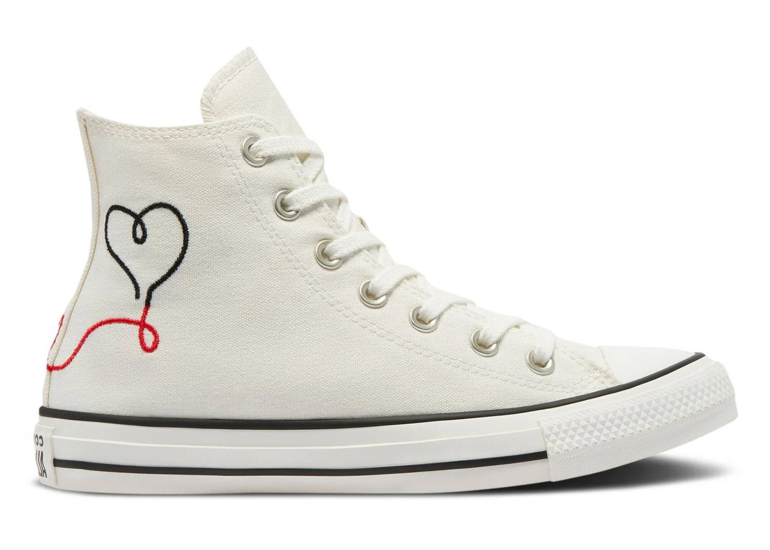 Converse Chuck Taylor All-Star Hi Made with Love White