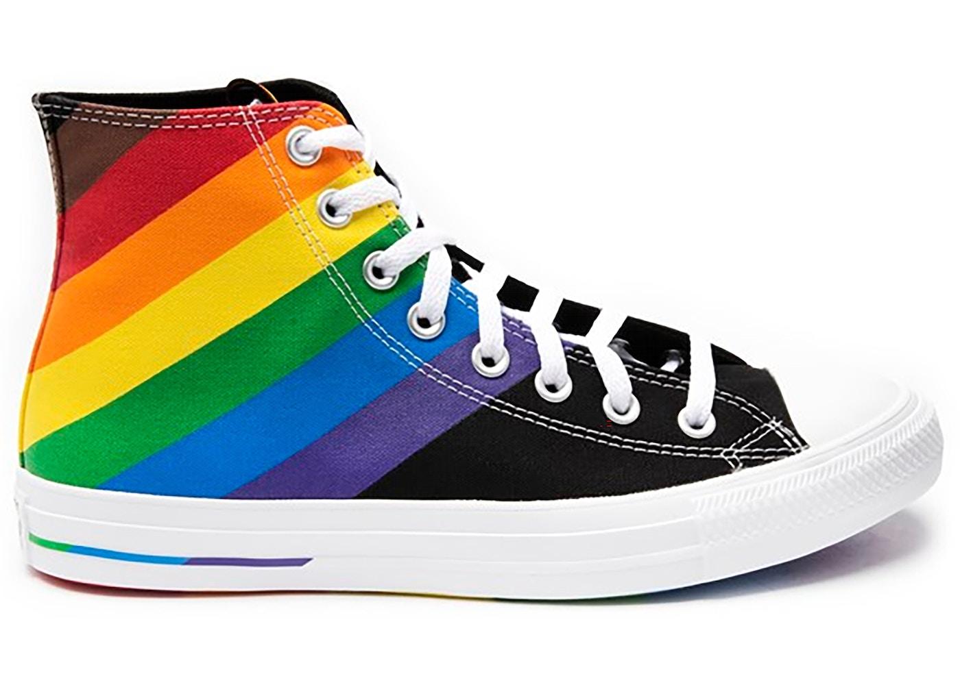 Converse Chuck Taylor All-Star Hi Pride Black (2020)