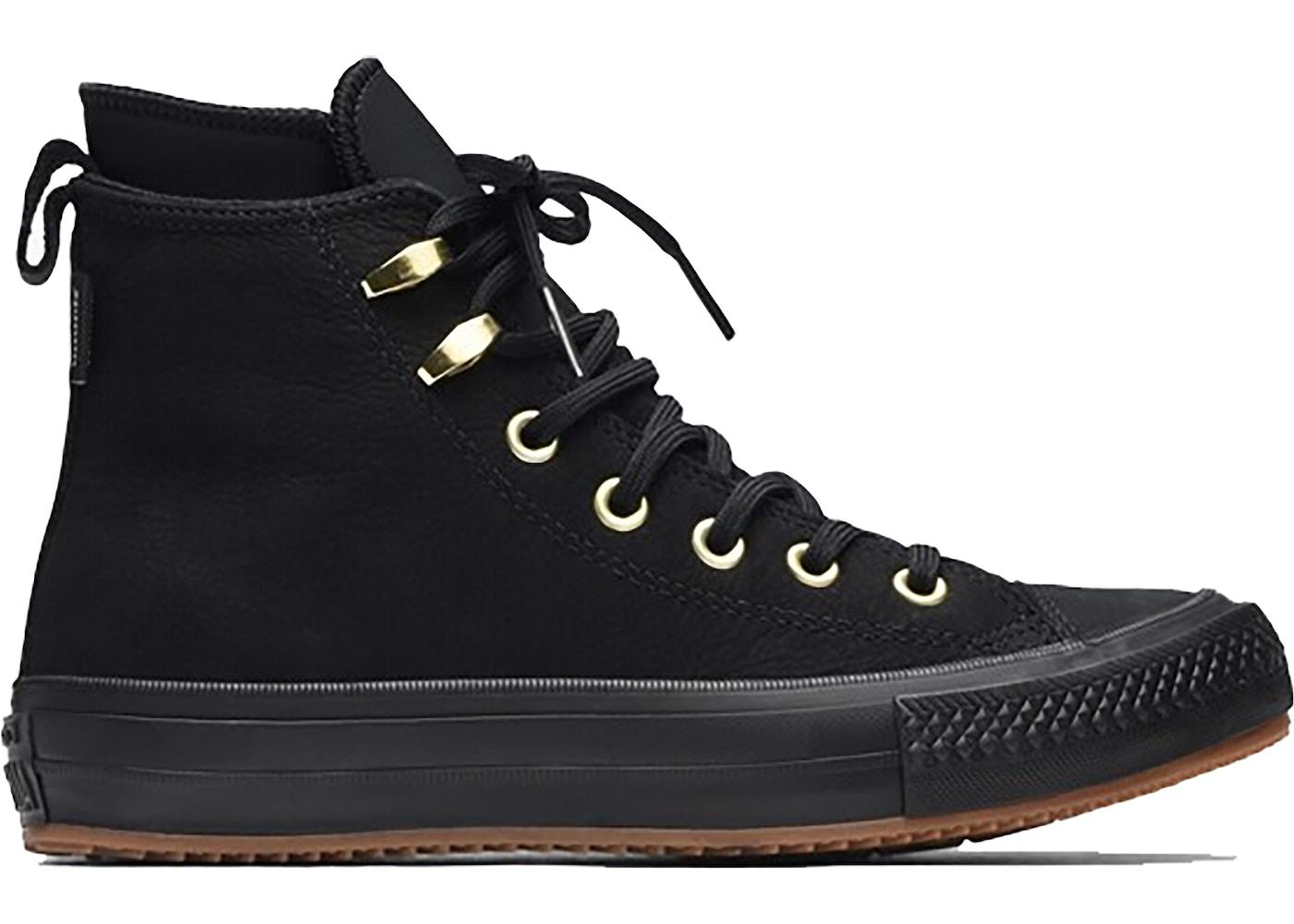 Converse Chuck Taylor All-Star Hi Waterproof Boot Black (W) - 557945C