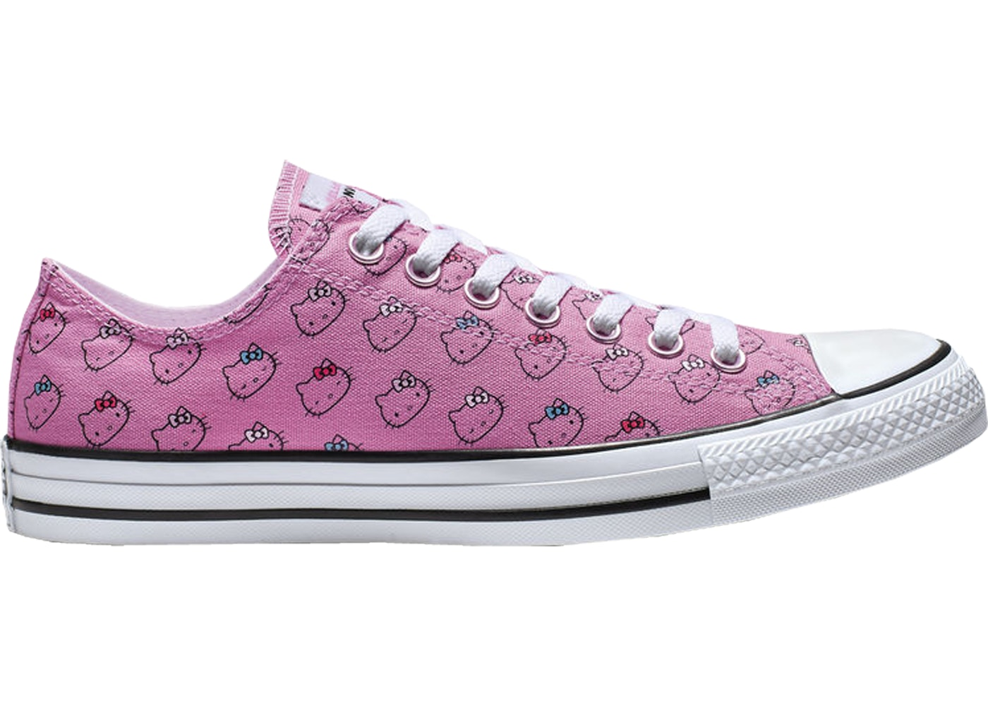 Converse Chuck Taylor All-Star Ox Hello Kitty Pink - 164631F