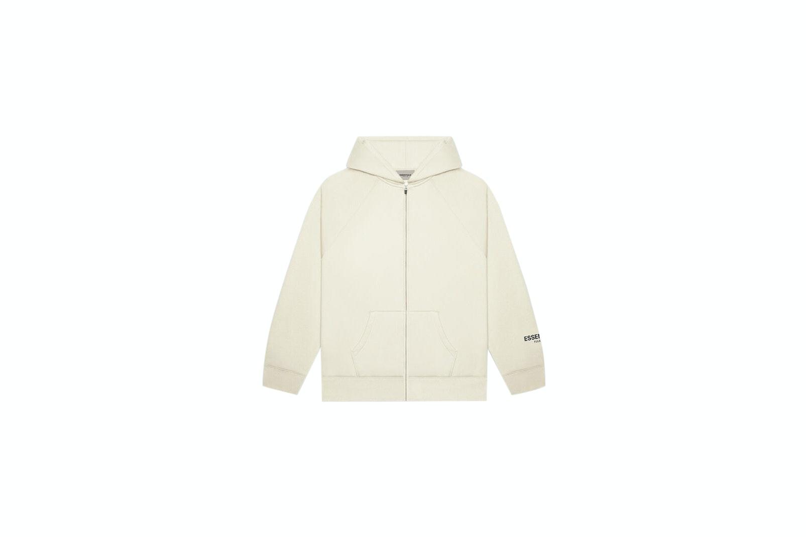 Essentials Boys Fleece Zip-Up Sweatshirt Hoodies