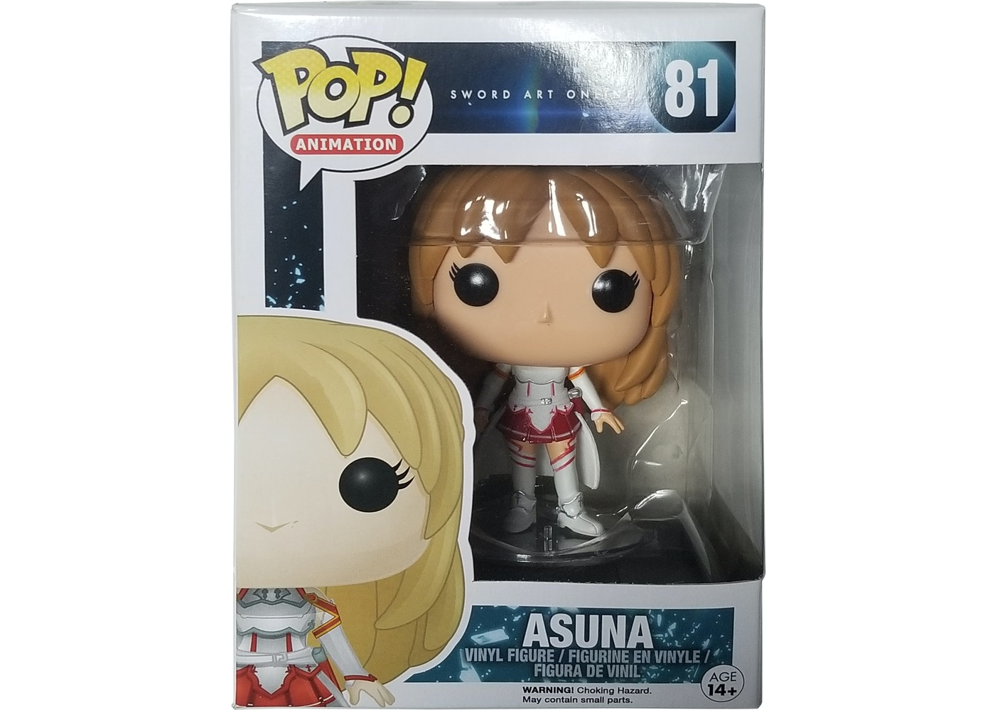 Funko Pop Animation Sword Art Online Asuna Figure 81