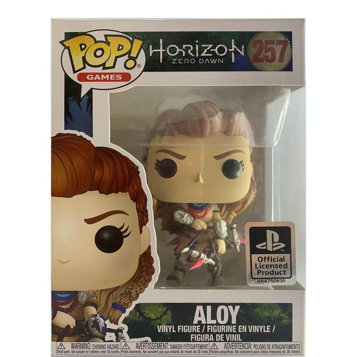 Aloy Vinyl Figure Item #22598 Horizon Zero Dawn Funko Pop Games