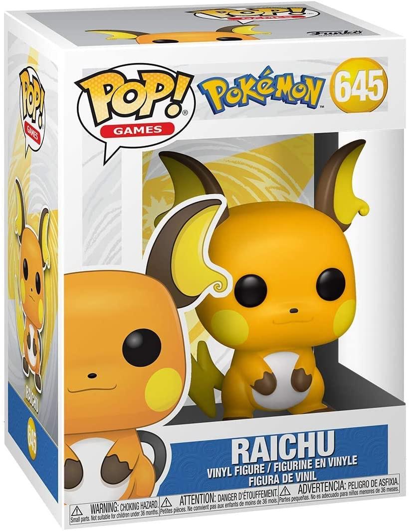 Mew Pikachu Silve Funko Pop Pokemon S5 4 Pop Bundle {Pre-Order} Ponyta Raichu