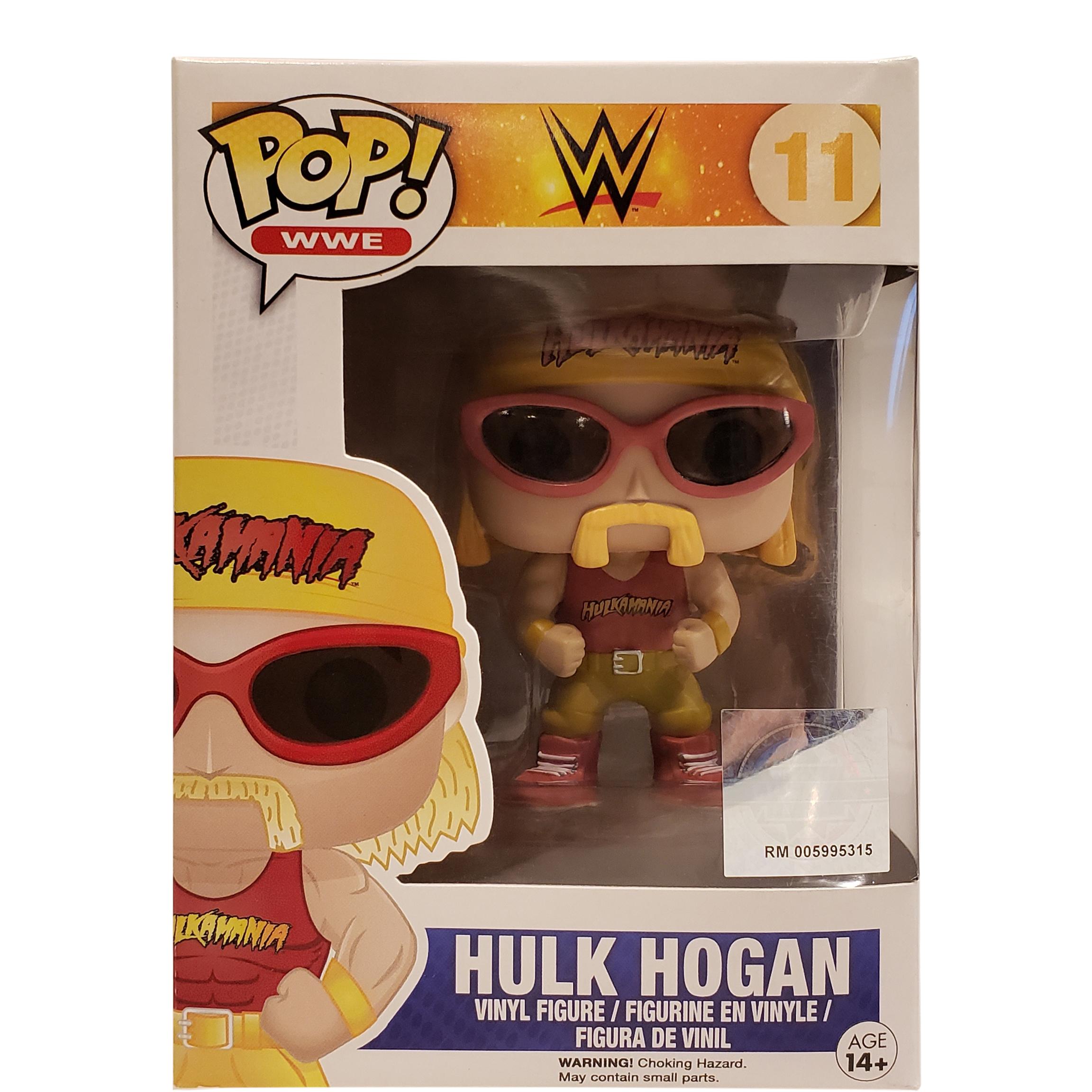 Funko Pop! WWE Hulk Hogan Figure #11 -