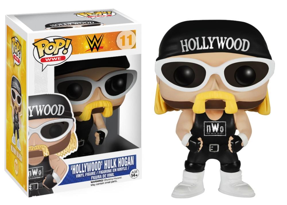 Funko Pop! WWE Hulk Hogan (Hollywood) Figure #11 -
