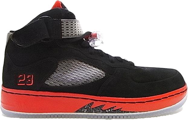 Jordan 5 Retro Fusion Red