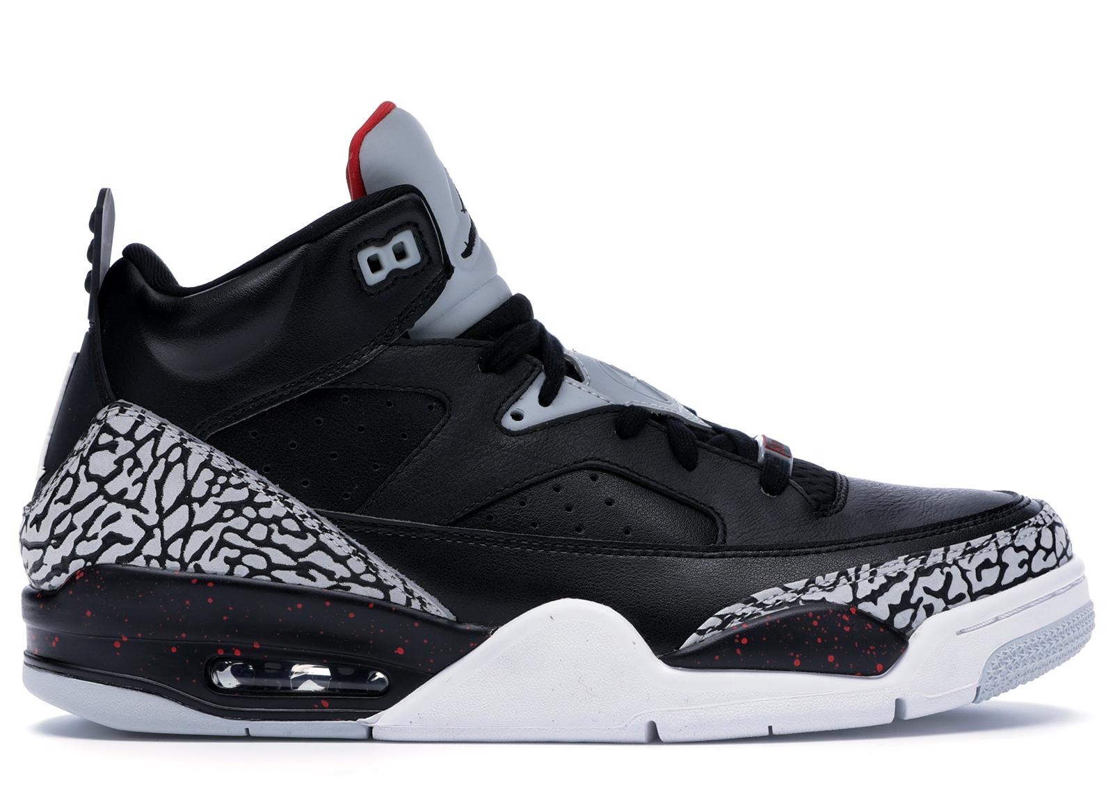 Jordan Son of Mars Low Black Cement