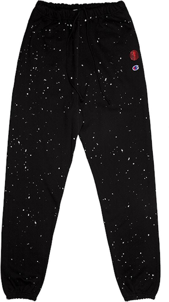 Kid Cudi Galaxy Sweatpants Black