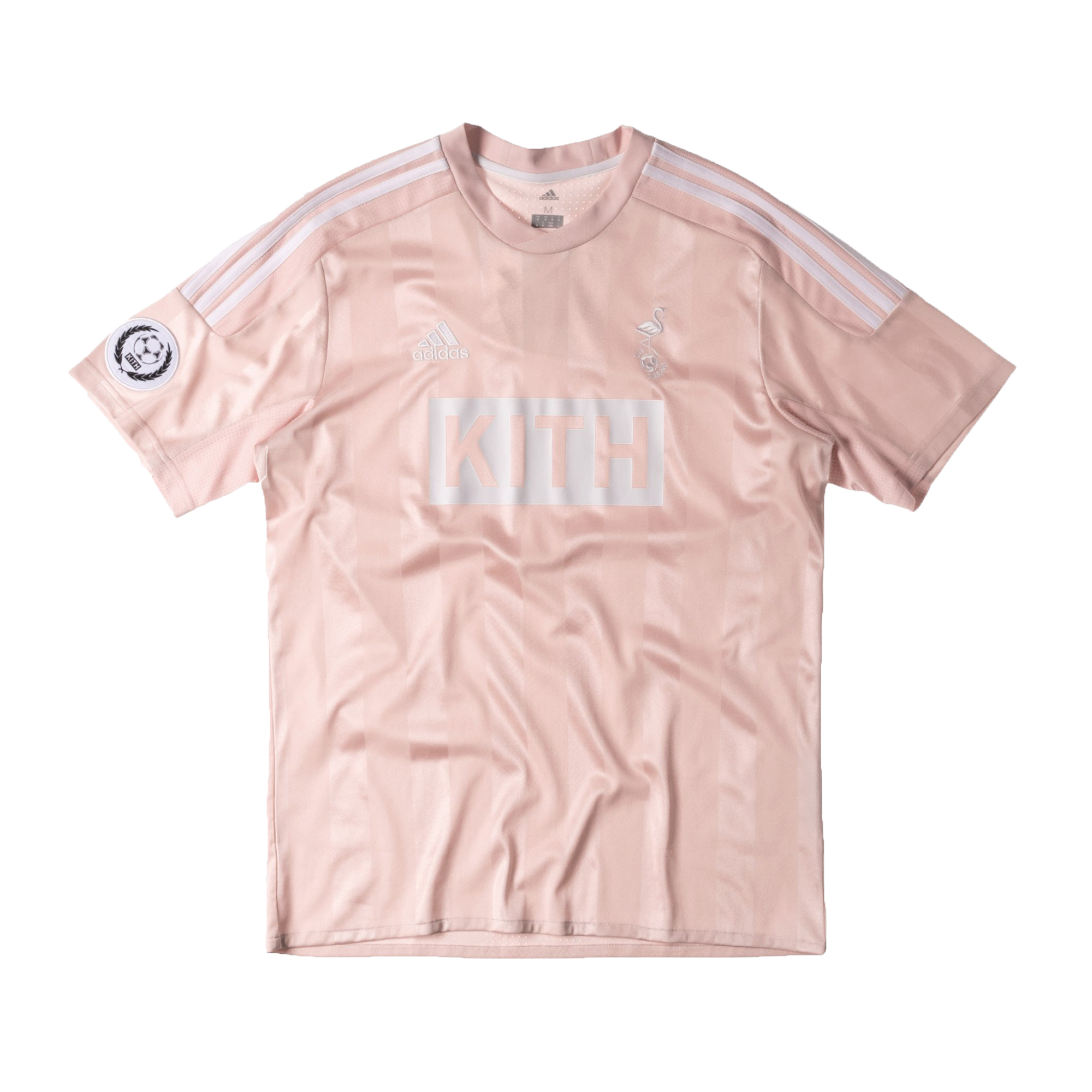 Kith adidas Soccer Flamingos Home Game Jersey Pink - SS17