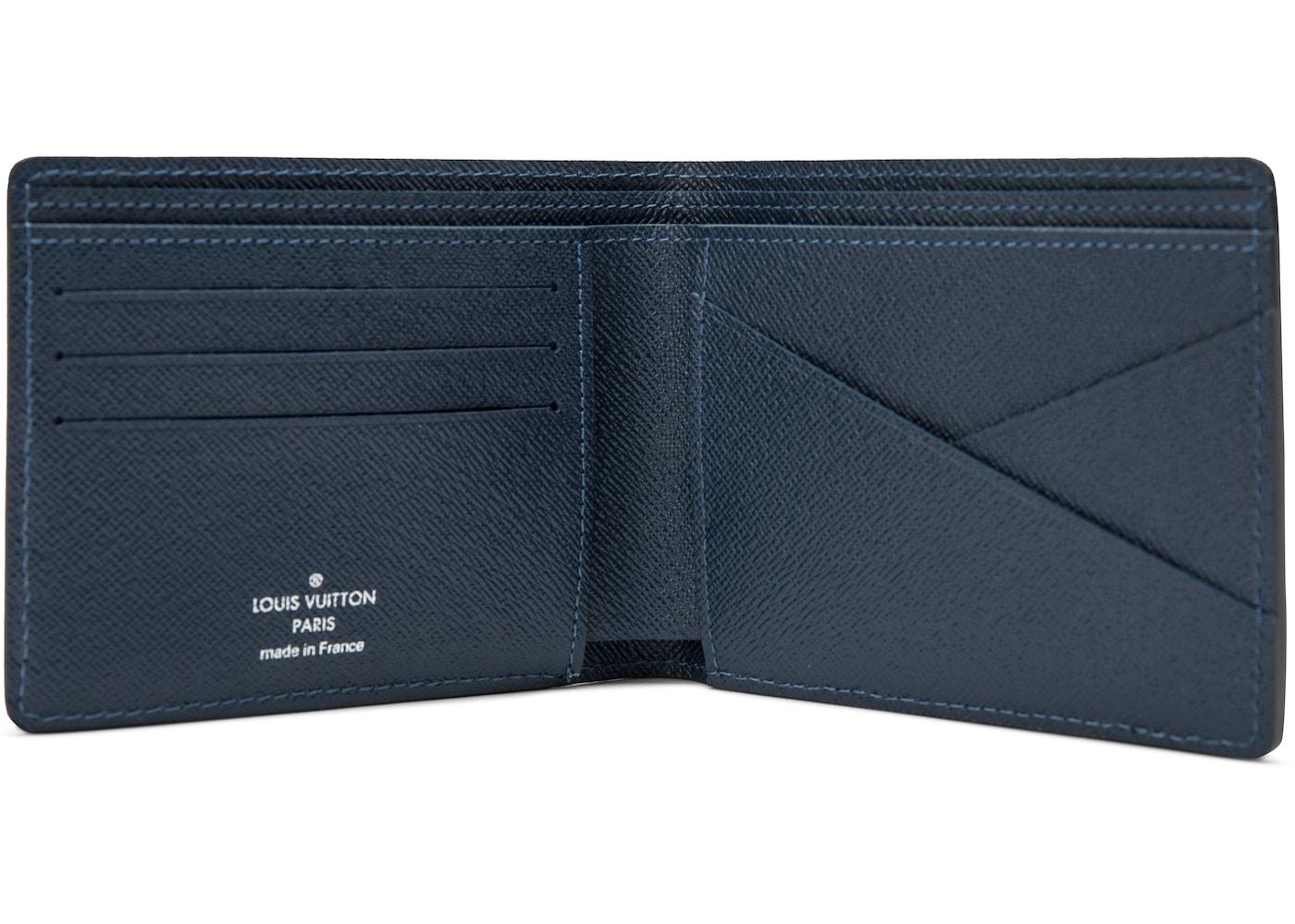 Louis Vuitton #29356 Black Epi Leather Bifold Classic