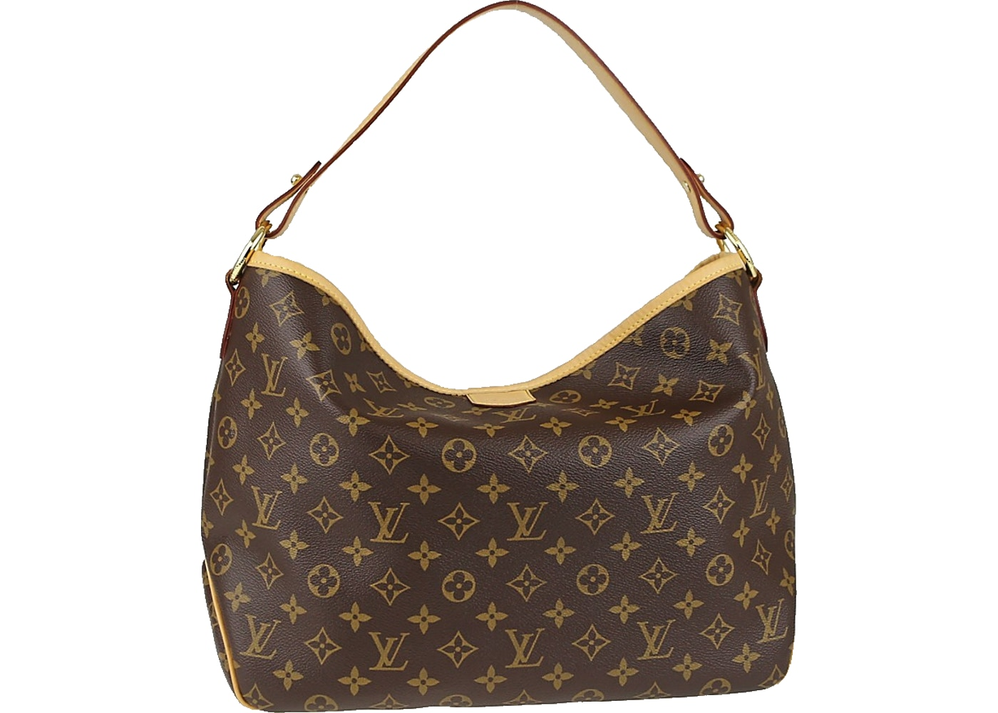 Louis Vuitton Delightful Monogram Without Accessories PM Brown ...