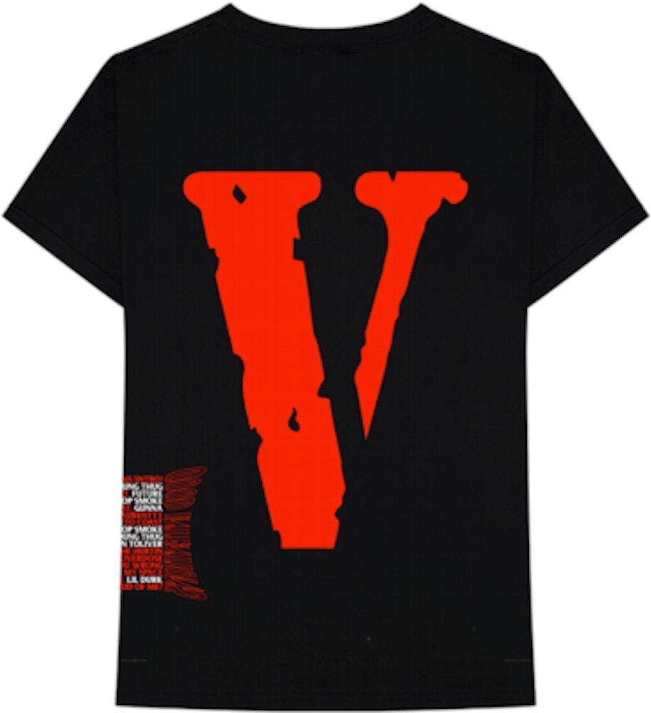 Nav x Vlone Bad Habits Tee Black