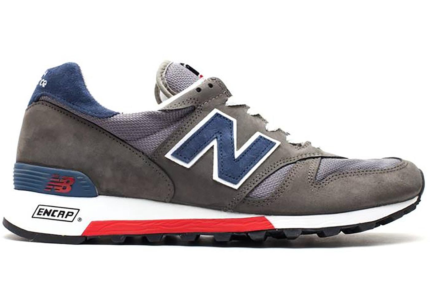 New Balance 1300 Grey Blue Red - M1300ER