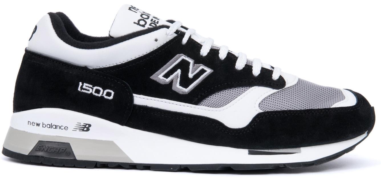 New Balance 1500 Black White Grey - M1500KWG