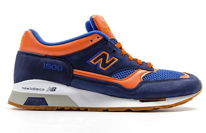 New Balance 1500 Blue Orange Reissue